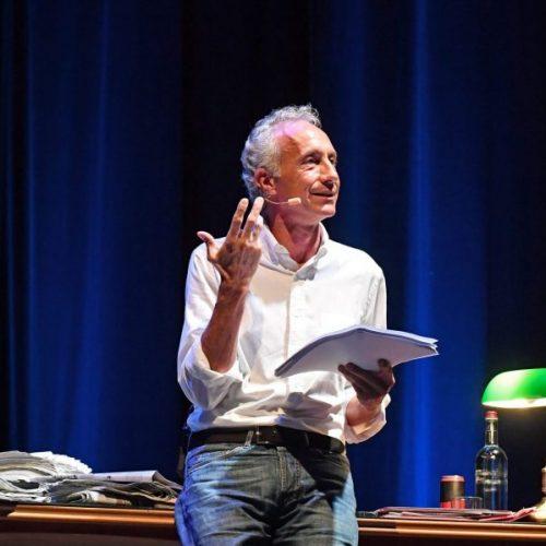 Marco Travaglio   Ball Fiction - Teatro Duse Bologna