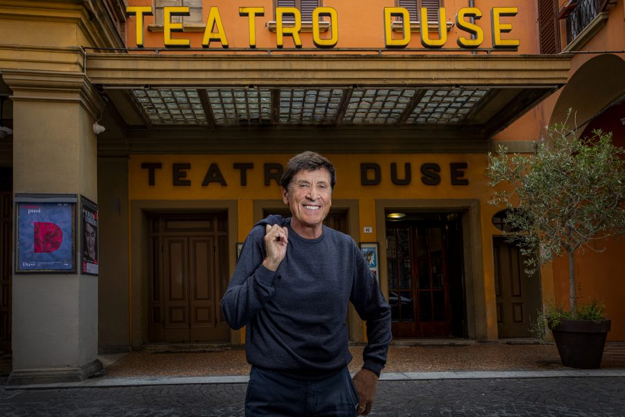 Gianni Morandi | Stasera gioco in casa - Teatro Duse Bologna