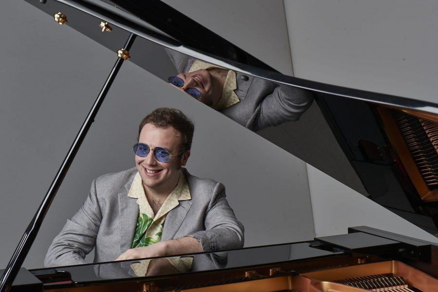Raphael Gualazzi | Ho un piano tour - Teatro Duse Bologna