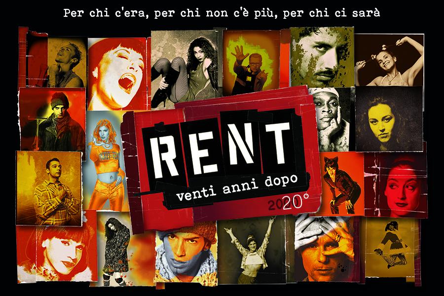 RENT   Venti anni dopo 2000-2020 - Teatro Duse Bologna