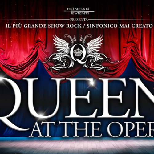 queen at the opera - teatro duse bologna
