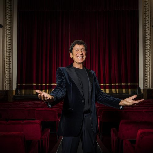 Gianni Morandi - Teatro Duse